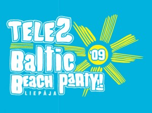"""Tele2 Baltic Beach Party"" pretendē uz ""UK Festival Awards"""